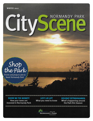 2012 Winter Normandy Park City Scene Magazine