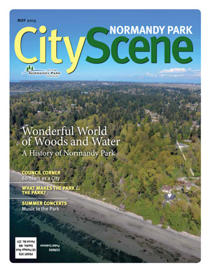 2013 Summer Normandy Park City Scene Magazine