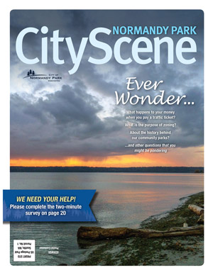 2019 Spring Normandy Park City Scene Magazine