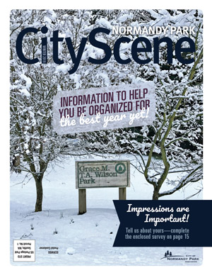 2019 Winter Normandy Park City Scene Magazine