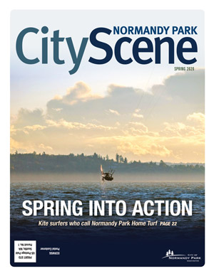 2020 Spring Normandy Park City Scene Magazine