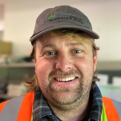 Ken Courter Public Works Director